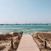 Formentera - wie in der Karibik