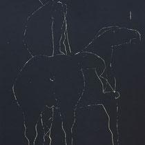 MARINO MARINI, Nr. 34: Christo II – Christus II, 1942, Replik aus der Werkausgabe Marino Marini 1968, 268/2000