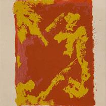 MARINO MARINI, Nr.52: Elemento terzo – Das dritte Element, 1960, Replik aus der Werkausgabe Marino Marini 1968, 268/2000