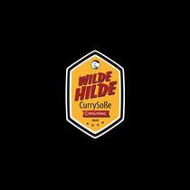 WildeHilde CurrySoße Etikett | Burgrieden
