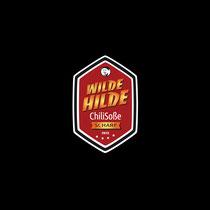 WildeHilde ChiliSoße Etikett | Burgrieden