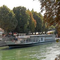 Rheinschifffahrt Basel -Rheinfelden