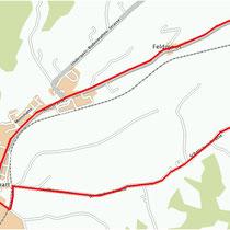 Ebnetrunde (Länge 6,5 km, ohne Einschränkungen)