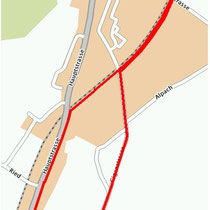 Gigenrunde (Länge 2,2 km, ohne Einschränkungen)