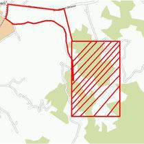 Fitnesspfad (Länge 5,0 km, nur zu Fuss!)