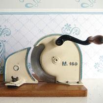 Vintage Brotschneidemaschine 1930 Modell M160