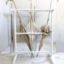 Antiker Handtuchständer aus Frankreich