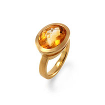 """Ring """"Lucide Gold"""""""