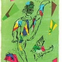 L'Acrobat vert [946]