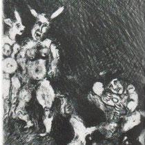 Le Satyr et le Passant