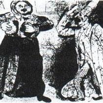Dispute de Pliouchkine et de Mavra