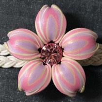 帯留め 桜8