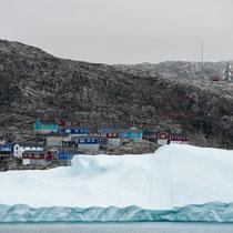Uummannaq - zu deutsch etwa -Das Robbenherzförmige