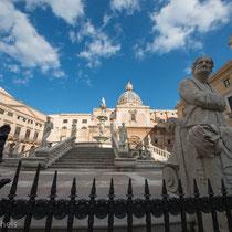 Palermo - 8. Jahrh. v. Chr. gegründet.