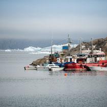 Uummannaq - 12 qm große Insel