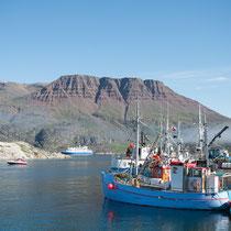 Qeqertarsuaq - dänisch Godhavn