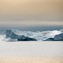 Uummannaq - von Eisbergen umringt
