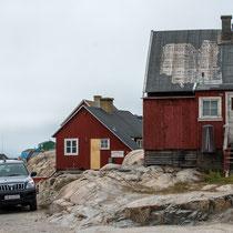 Uummannaq - Seit 1999 finden hier die Weltmeisterschaften im Eisgolf statt