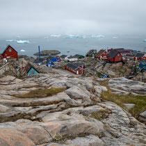 Uummannaq - 590 km nördlich des Polarkreises