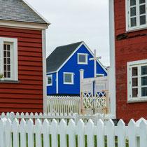 Nuuk - Erlöserkirche von 1849