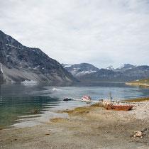 Qoorqut - Bei Nuuk - Tendern war möglich