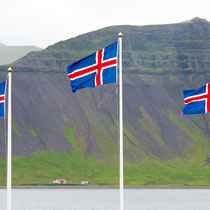 Island - zunächst 2 Tage mit dem Mietwagen unterwegs