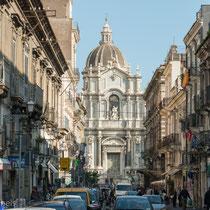 Catania - unser Abflugort