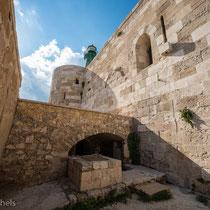 Syrakus - Ursprünglich gab es hier ein bis zwei obere Geschosse.