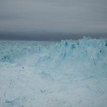 jährliche Eismenge ca. 50 Kubikkilometer