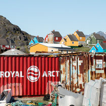 Paarmiut -Landgang - der Kabeljau blieb aus -