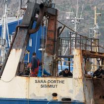 Sisimiut - erste Werft in Grönland