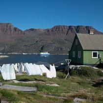Qeqertarsuaq - 853 Einwohner