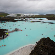 Die blaue Lagune - Vom Abwassersee zum Thermalbad