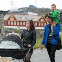 Nuuk - Mumien der Thule-Kultur ausgestellt