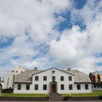 Reykjavik - 120.000 Einwohner - erste Ansiedlung 870 n.Chr.