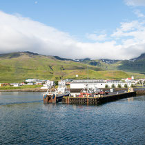 Grundarfjördur - auf der Halbinsel Snaelfellsness