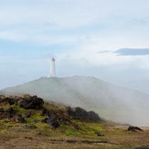 Reykjavinesviti - Der Leuchtturm ist 28 m hoch