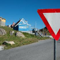 Paarmiut -Landgang  - 1500 Einwohner