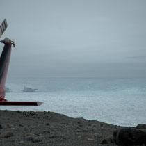 Der Gletscher Sermeq Kujalleq, einer der aktivsten Gletscher der Welt