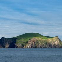Heimaey - Vogelinsel mit Beobachtungsstation