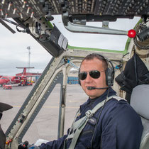Ilulissat - Unser Pilot