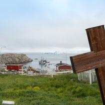Uummannaq - ein Strassennetz existiert in Grönland nicht