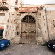 Palermo - Die Giudecca ist das jüdische Stadtviertel.
