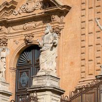 Modica - nach dem Erdbeben 1693 im barocken Stil wiederaufgebaut.