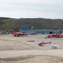 Flugplatz Ilulissat