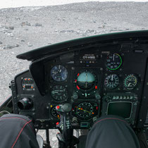 Ilulissat - als Kopilot