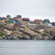 Uummannaq - 1.250 Einwohner