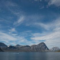 Zurück im Fjord