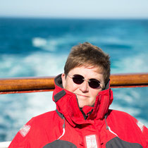 Entspannt an Bord