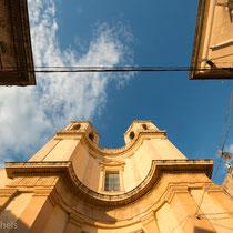 Noto - Chiesa di Montevergine.